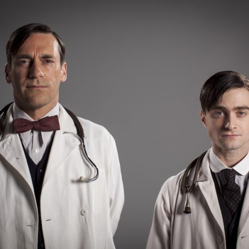 """A Young Doctor´s Notebook"" con Daniel Radcliffe y Jon Hamm llega a Colombia"