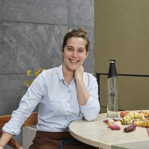 Pía León recibe el premio elit® Vodka Latin America's  Best Female Chef 2018