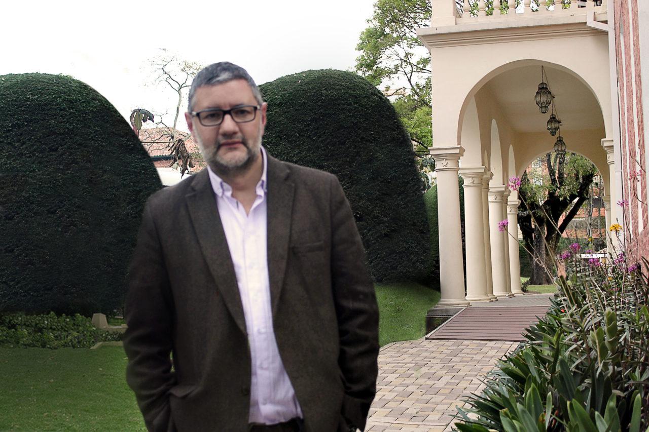 Federico Díaz-Granados, Director de la Biblioteca de Los Fundadores del Gimnasio Moderno.