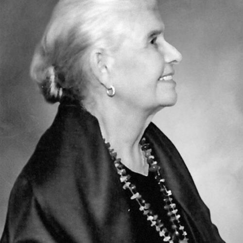 Doña Saray Castilla de Bechara SEMBLANZA DE UNA GRAN MUJER