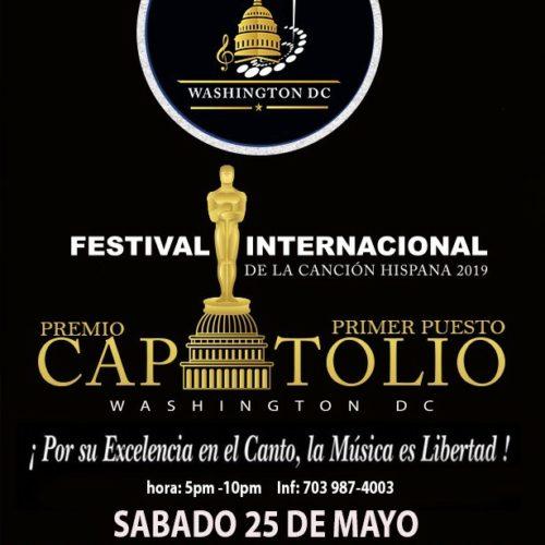 FESTIVAL INTERNACIONAL DE LA CANCIÓN HISPANA 2019