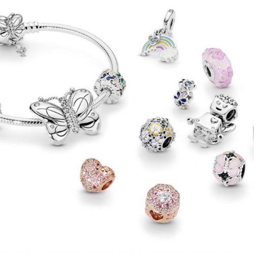 Para esta temporada se imponen las joyas inspiradas en la primavera
