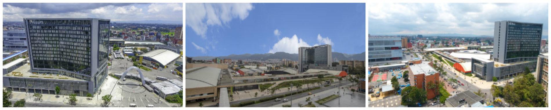 Hotel Hilton Bogotá Corferias