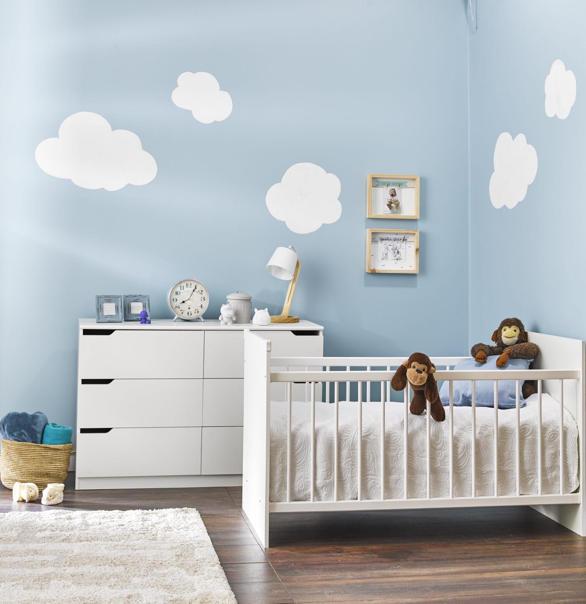 Siete elementos que no pueden faltar en la habitación del bebé