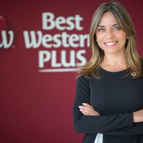 UNA COLOMBIANA ES LA Directora General de BEST WESTERN para Latinoamérica