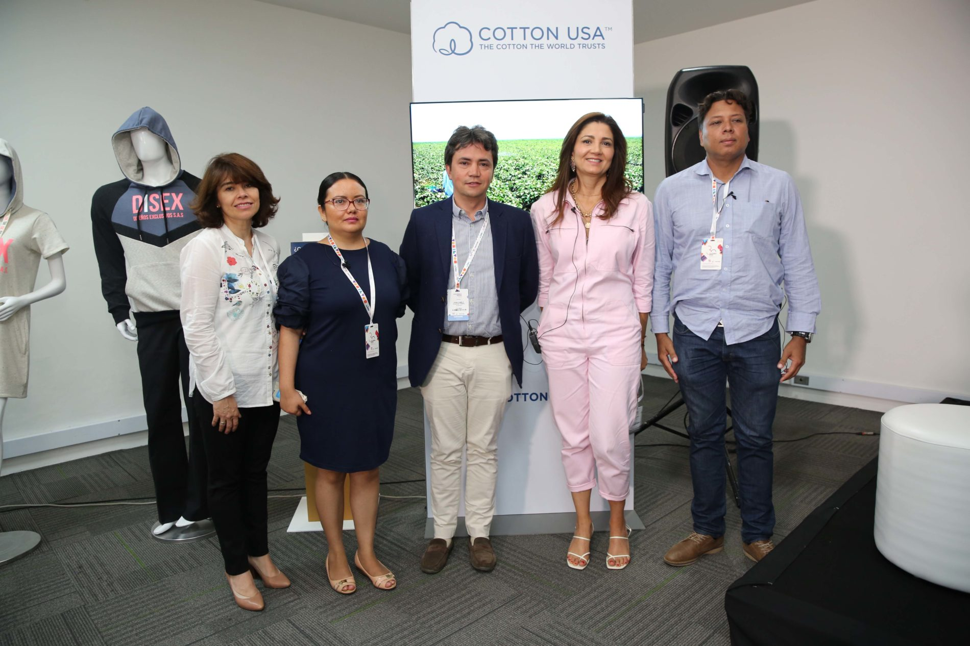COTTON USA EN COLOMBIAMODA 2019