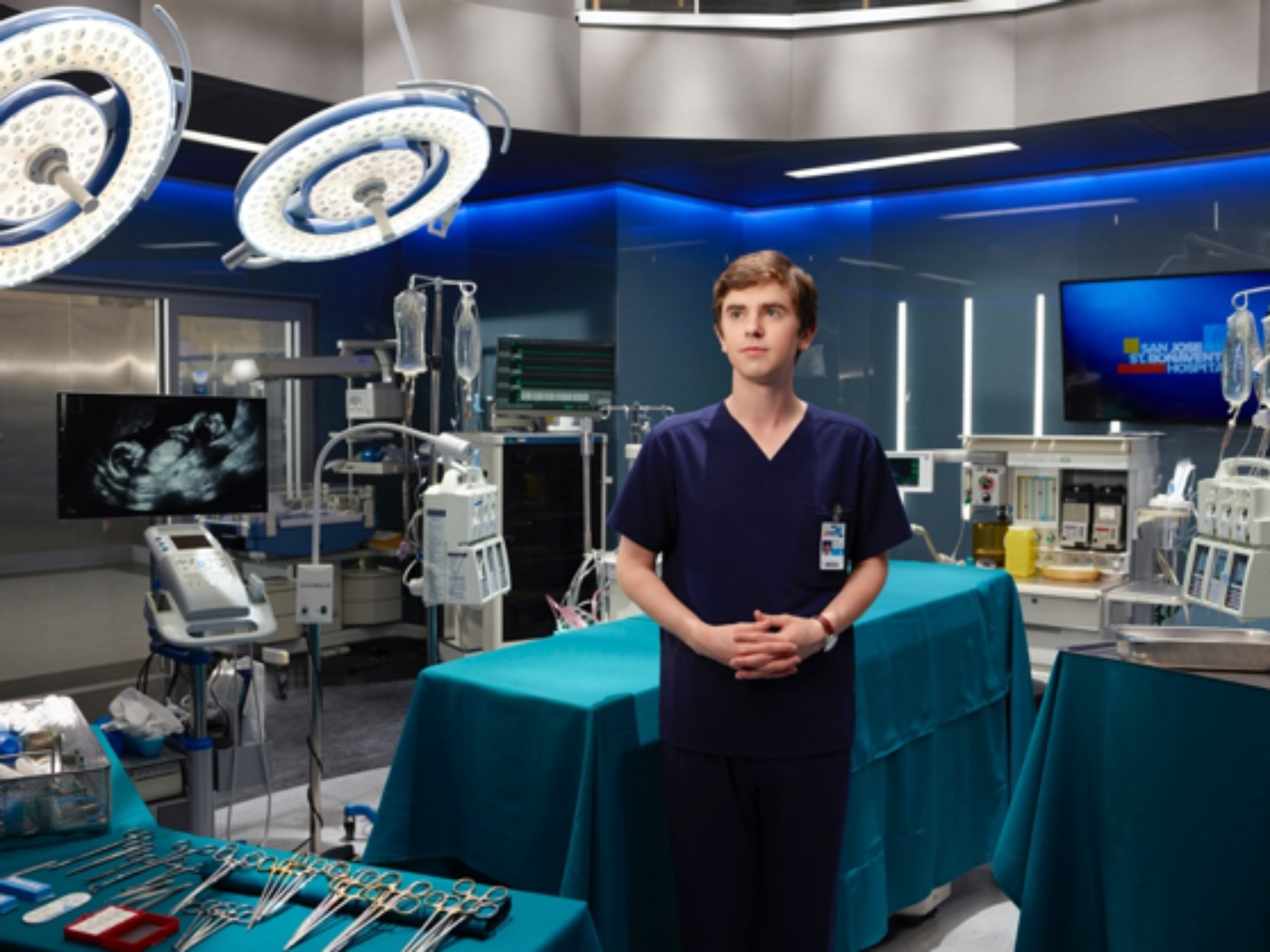 THE GOOD DOCTOR LLEGA A SONY CHANNEL