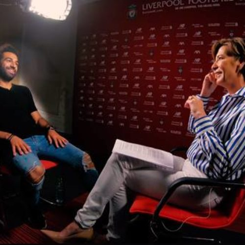 Mohamed Salah, exclusiva en el programa «Connect the World» de CNN