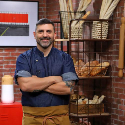 Deliciosa y artesanal: la panadería de Juan Manuel Herrera vuelve a El Gourmet