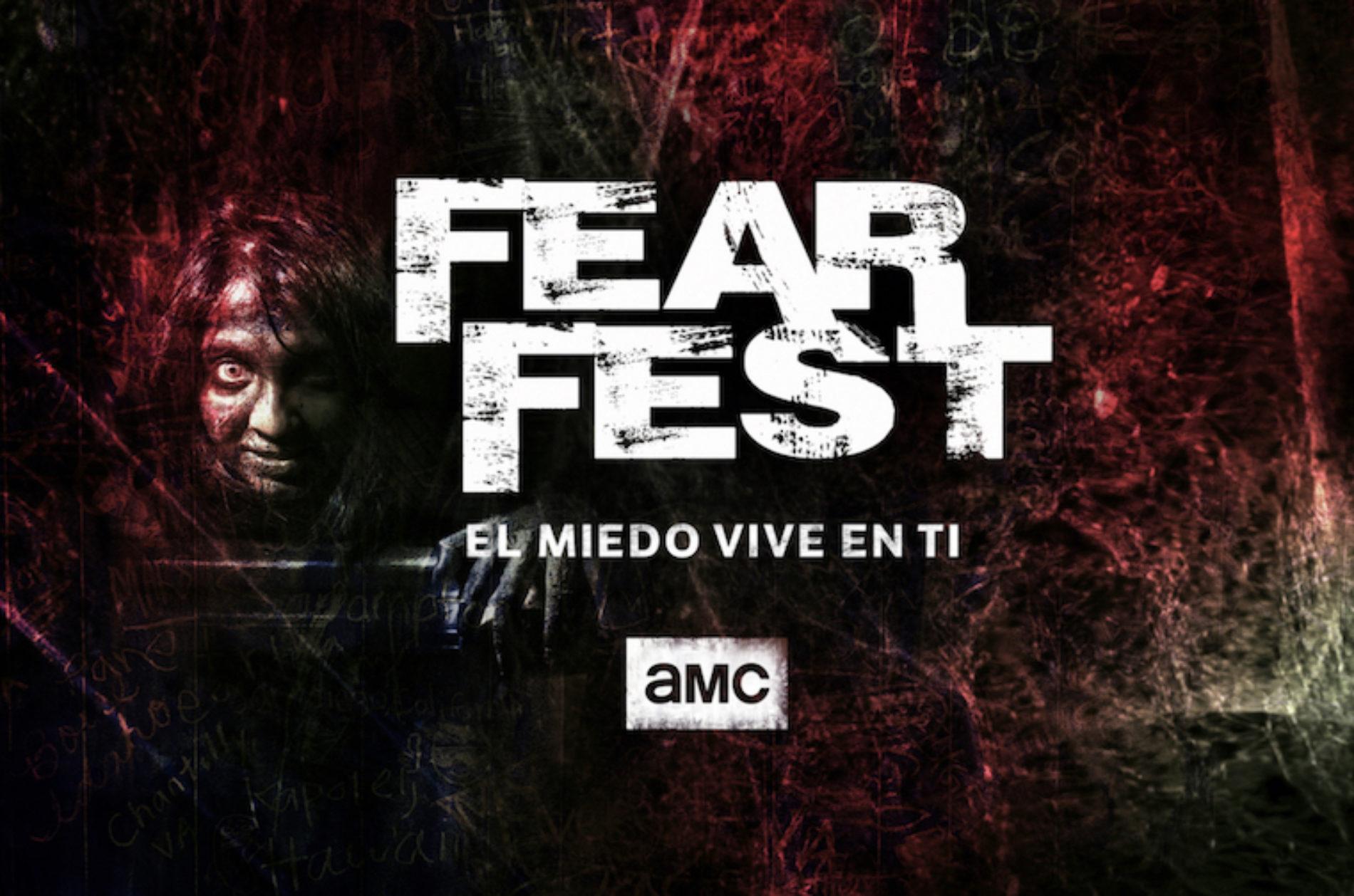 """""""Fear Fest"""" con sus series y películas de horror favoritas"""