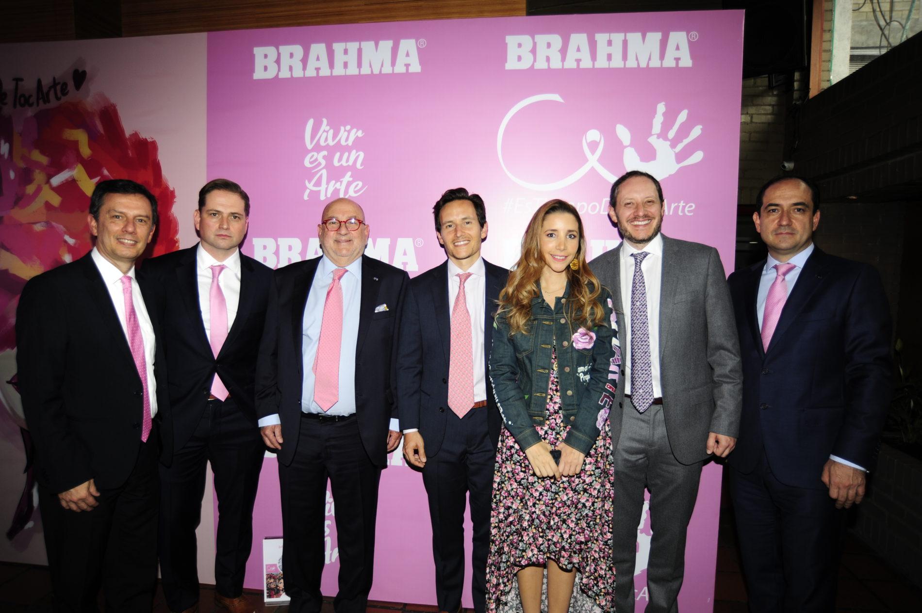 #EsTiempoDeTocArte por la prevención del cáncer de mama