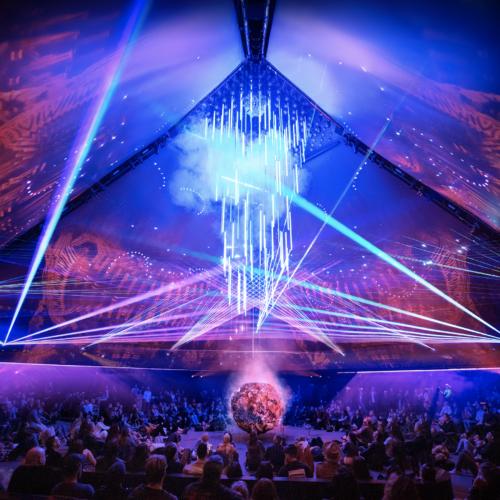 El Cofundador De Cirque Du Soleil, Guy Laliberté, Trae Una Nueva Experiencia De Entretenimiento