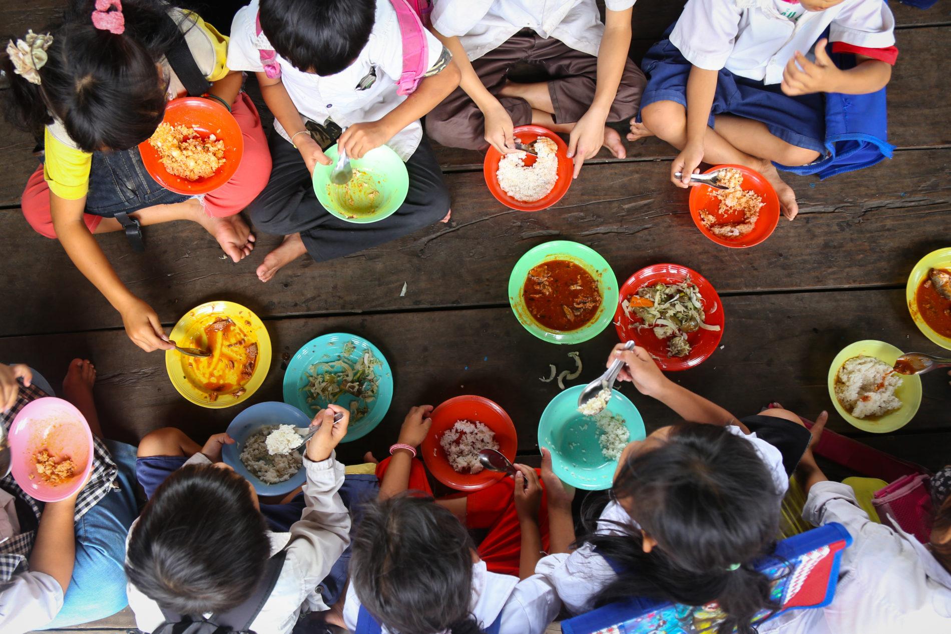 Herbalife Nutrition destina US$ 2 millones para ayudar en la lucha contra el hambre mundial