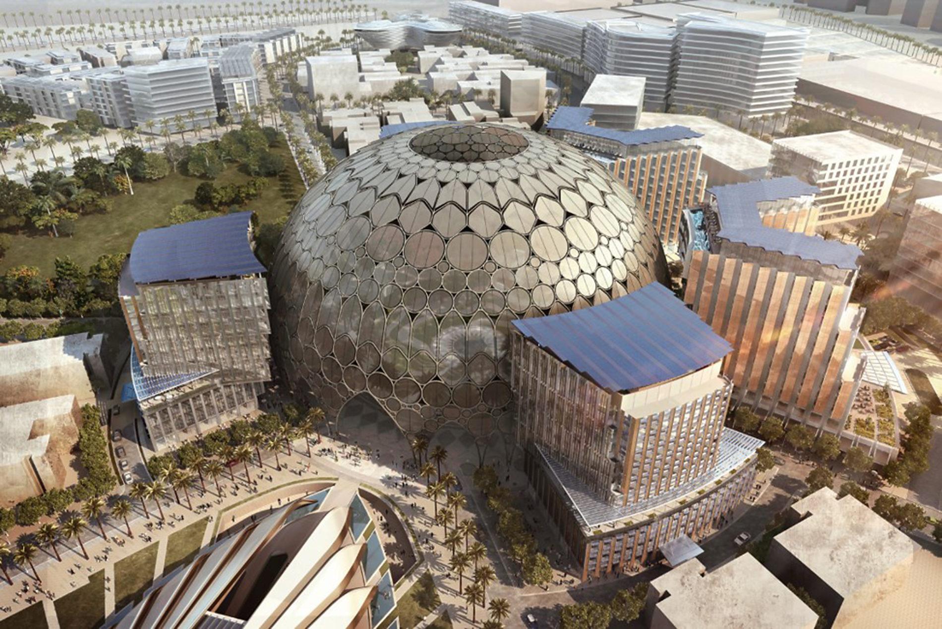 EXPO 2020 EN DUBAI