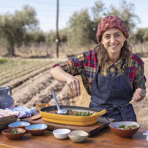 Soledad Nardelli vuelve a la TV con una nueva serie de El Gourmet