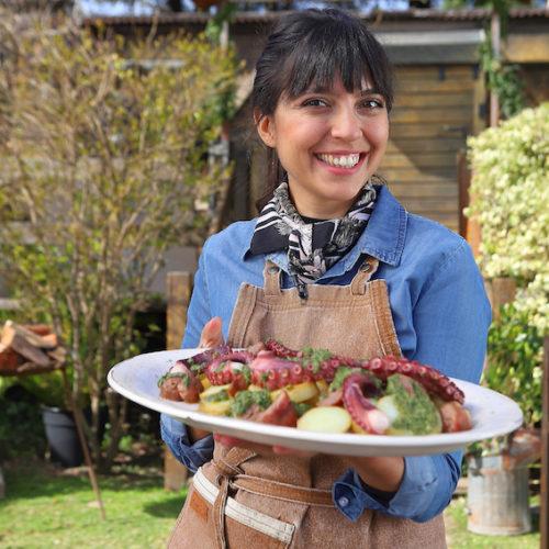 Amantes de la parrilla: Felicitas Pizarro vuelve a El Gourmet con delicias sobre las brasas