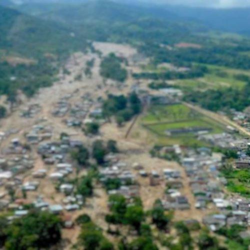 EL VALLE SIN SOMBRAS:¿Cómo habla la naturaleza antes de un desastre?