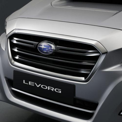 Subaru presenta el nuevo prototipo Levorg en el Tokyo Motor Show 2019
