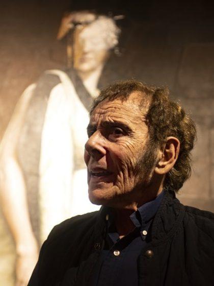 Homenaje al Maestro David Manzur en el MAMBO