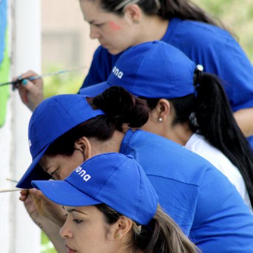 Corona presenta el balance de su Programa de Voluntariado Corporativo
