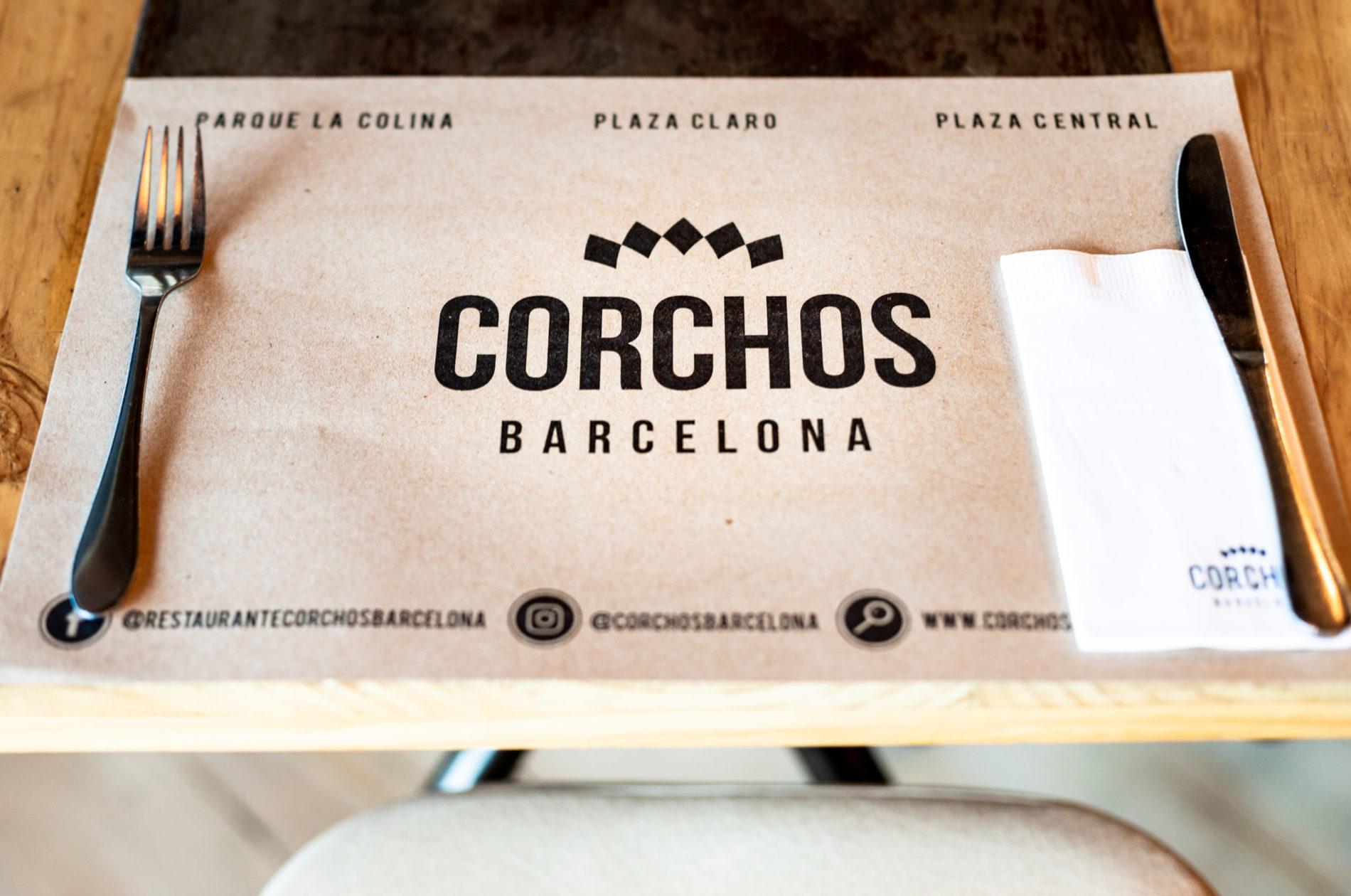 CORCHOS BARCELONA PLAZA CLARO