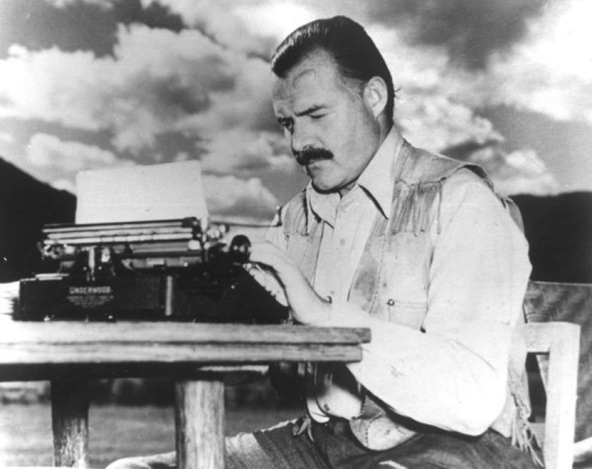 El coraje de Hemingway en el centro cultural Ilustre, en Bogotá