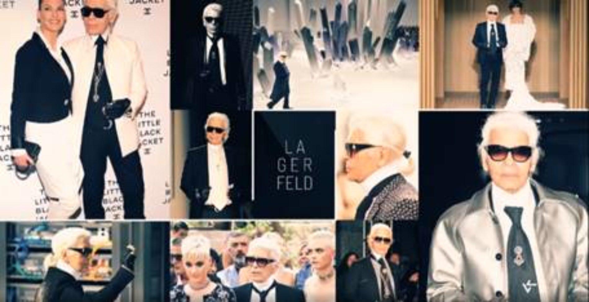 CNN en Español presenta el Docufilm 'Lagerfeld, el káiser de la Moda'