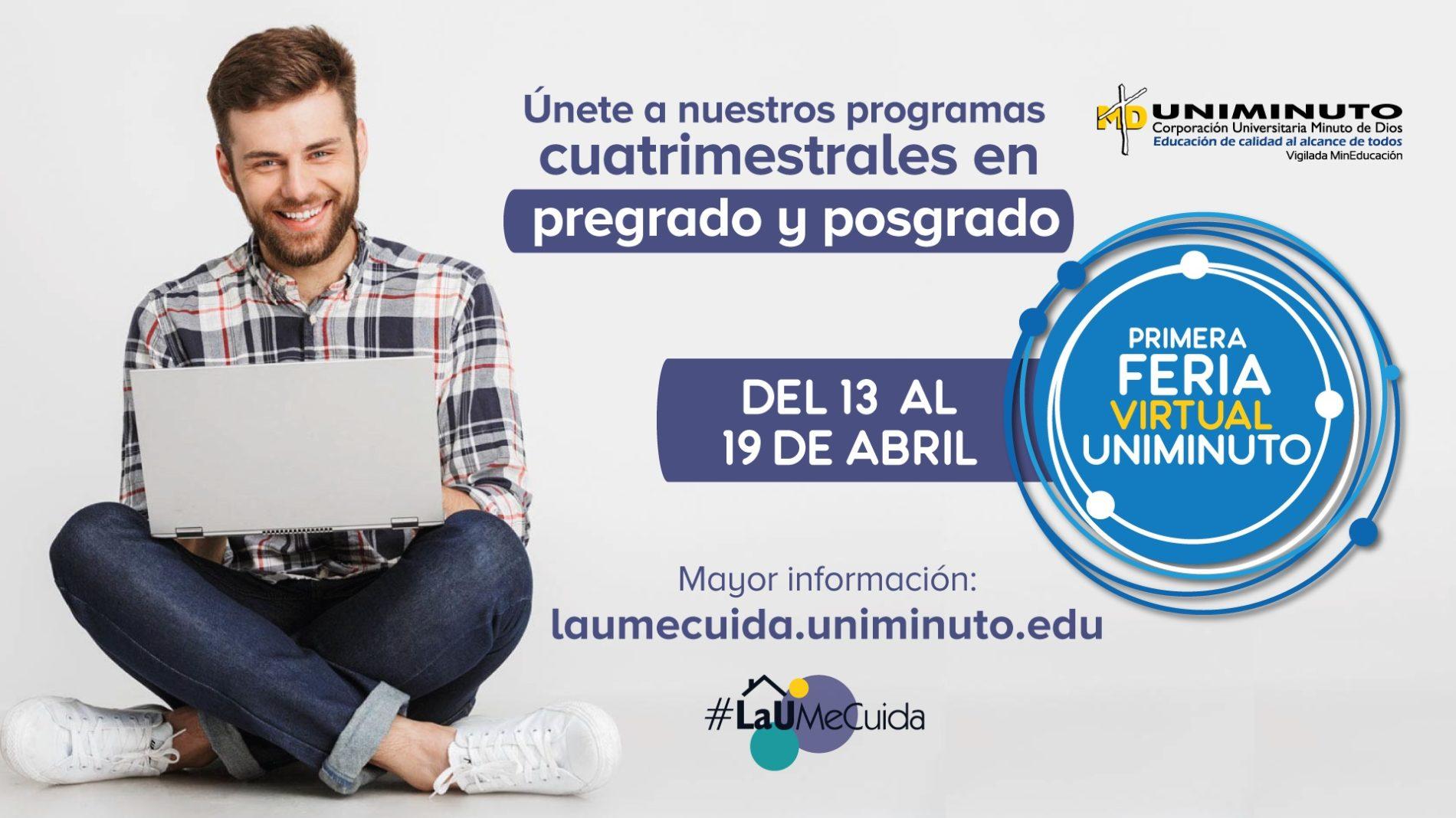 UNIMINUTO realiza su primera Feria Virtual Nacional