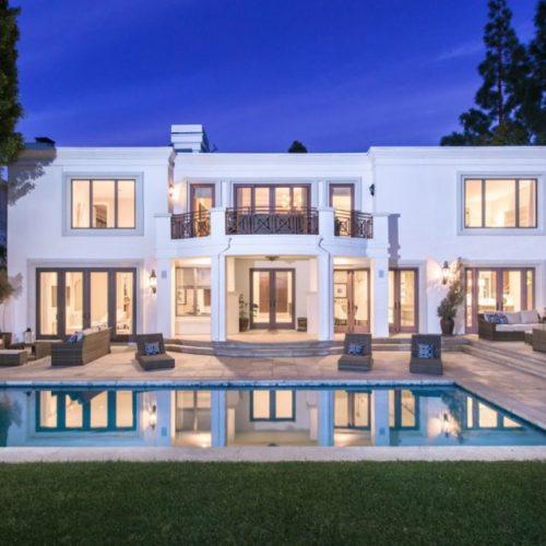 LA HERMOSA CASA DE ED MCMAHON EN Beverly Hills
