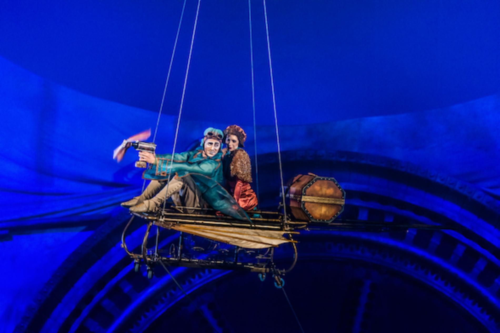 """El Cirque du Soleil en la pantalla de Film&Arts: magia e imaginación con """"Kurios, Gabinete de curiosidades"""""""