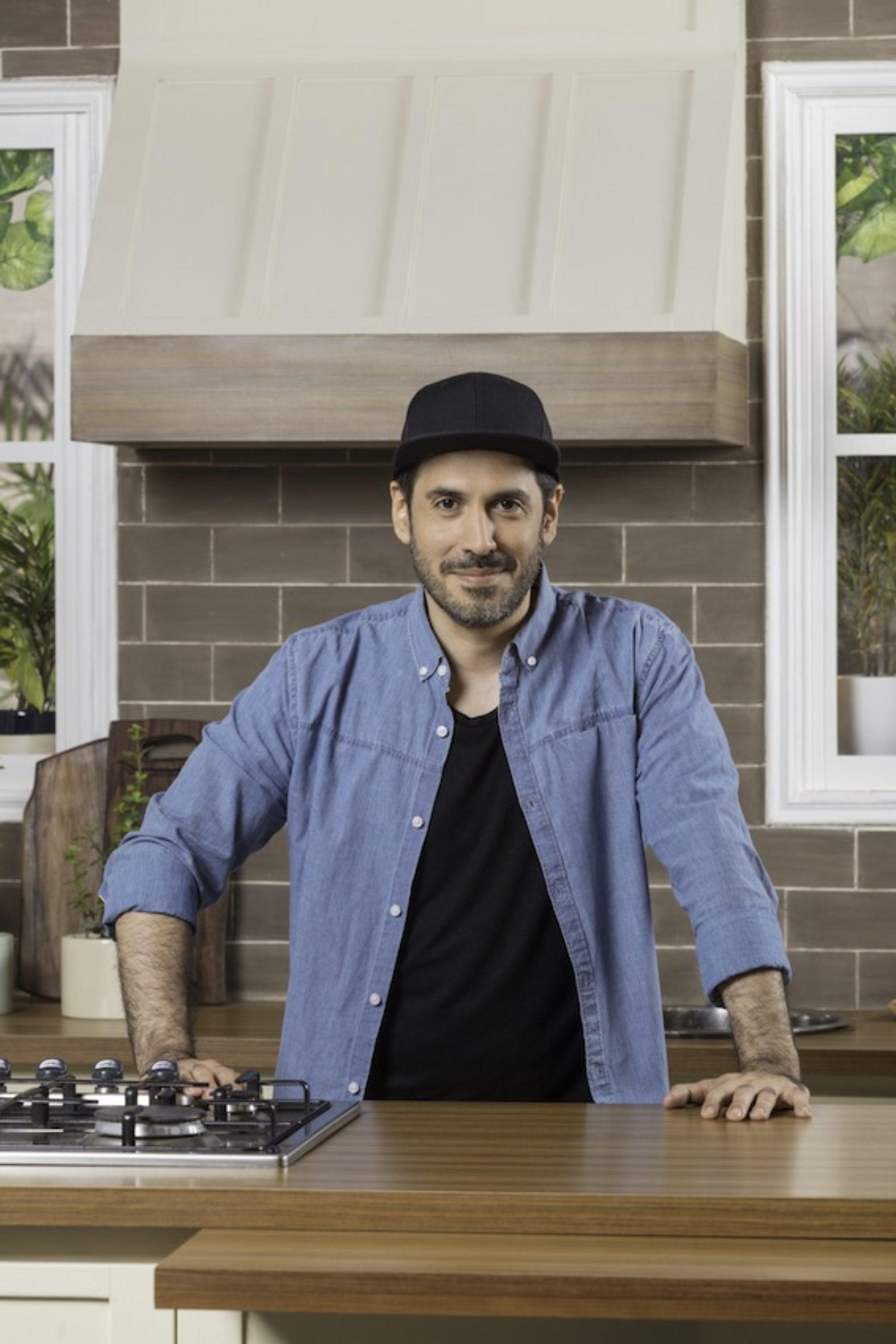 """El Gourmet invita a comer """"Más sano, más rico""""con Mauro Massimino"""