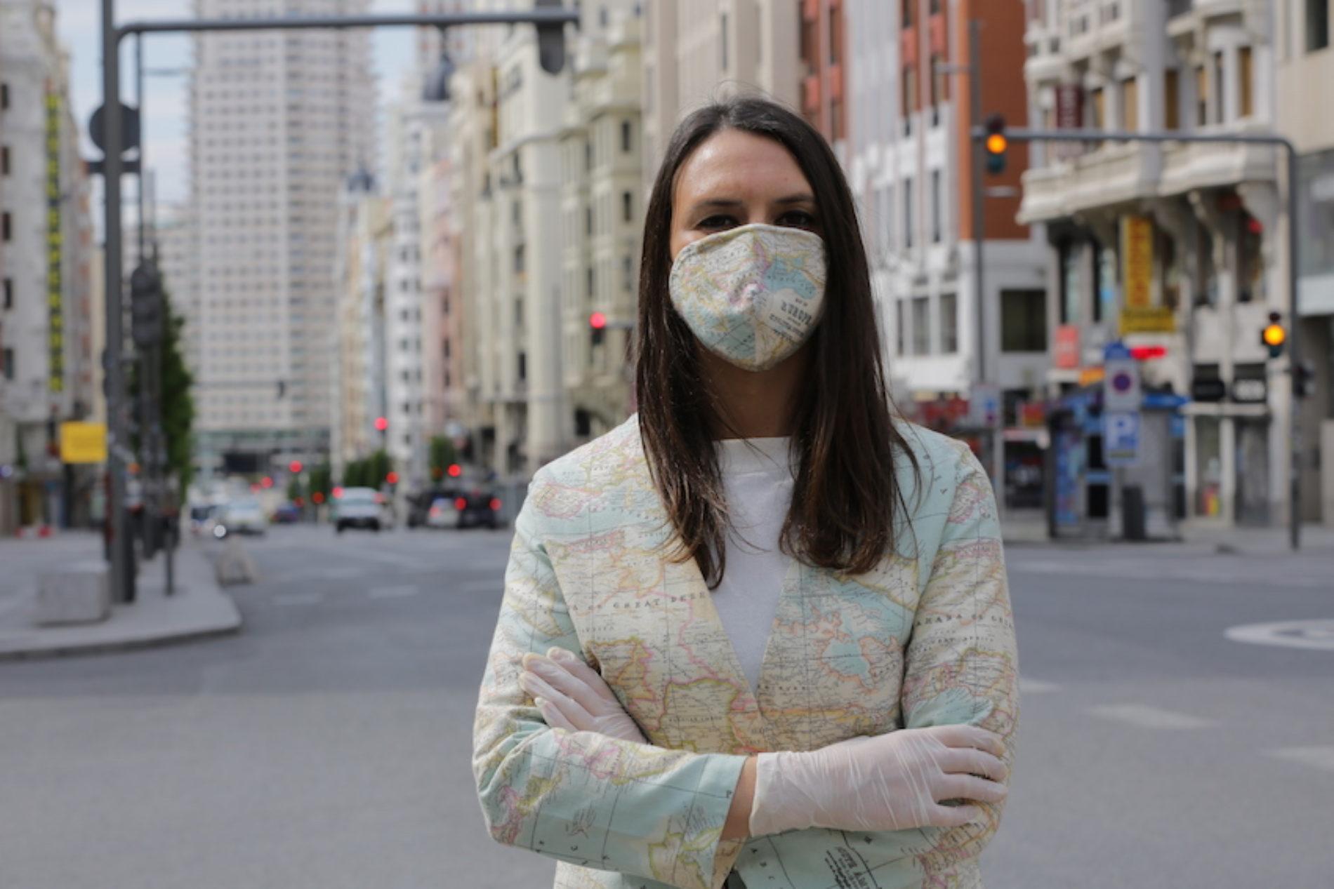 """""""Me voy a comer el mundo"""" estrena especial sobre la cuarentena del Coronavirus"""