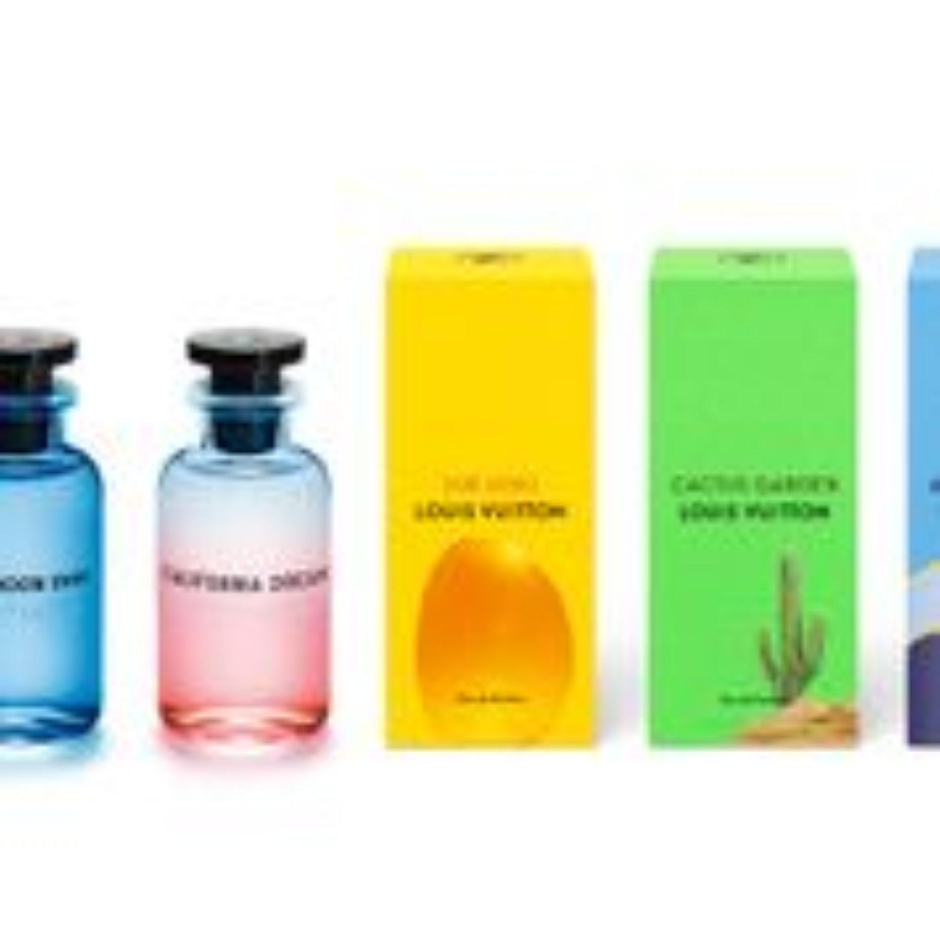 California Dream, la nueva fragancia de Louis Vuitton