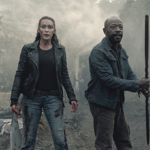 ADELANTOS DE LA SEXTA TEMPORADA DE Fear the Walking Dead