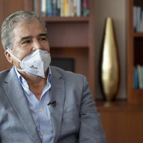 ENTREVISTA EXCLUSIVA CON JORGE LUIS PINTO