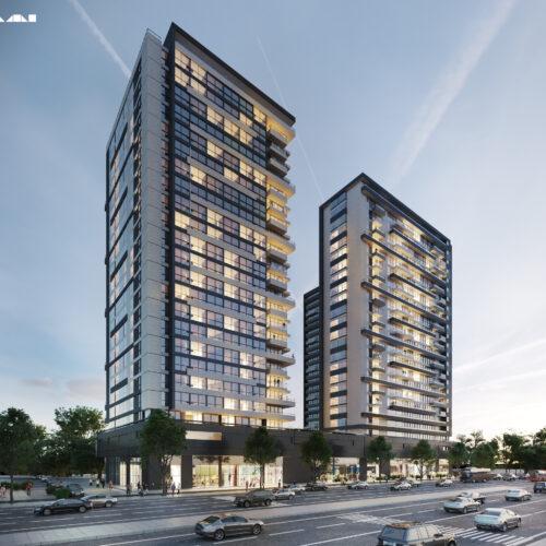 Comienza en firme el desarrollo del proyecto renovación urbana más importante del norte de Bogotá