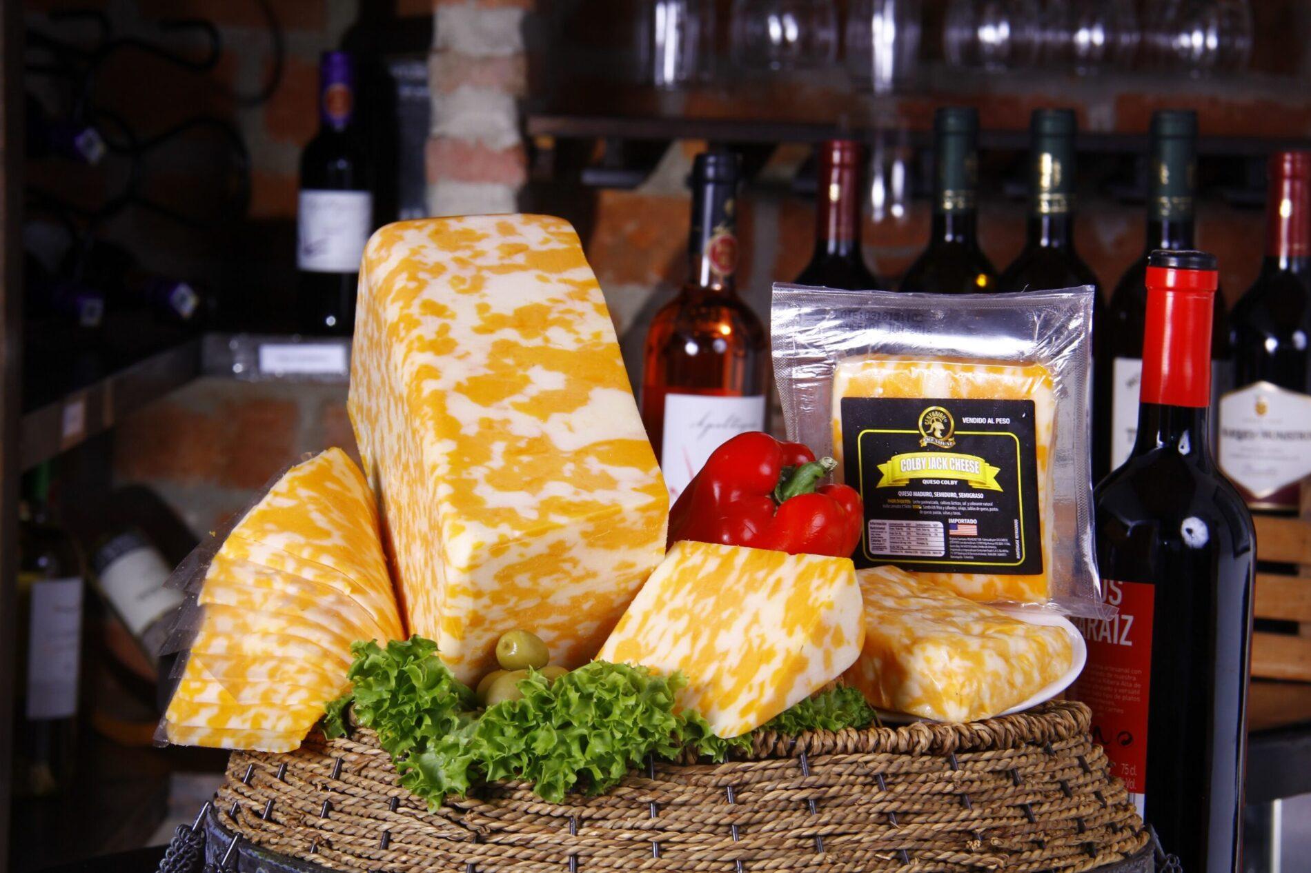 Disfruta lo mejor de los quesos americanos con SaborUSA