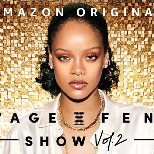 EL SHOW ANNUAL DE RIHANNA, SAVAGE X FENTY REGRESA A AMAZON PRIME VIDEO EL 2 DE OCTUBRE