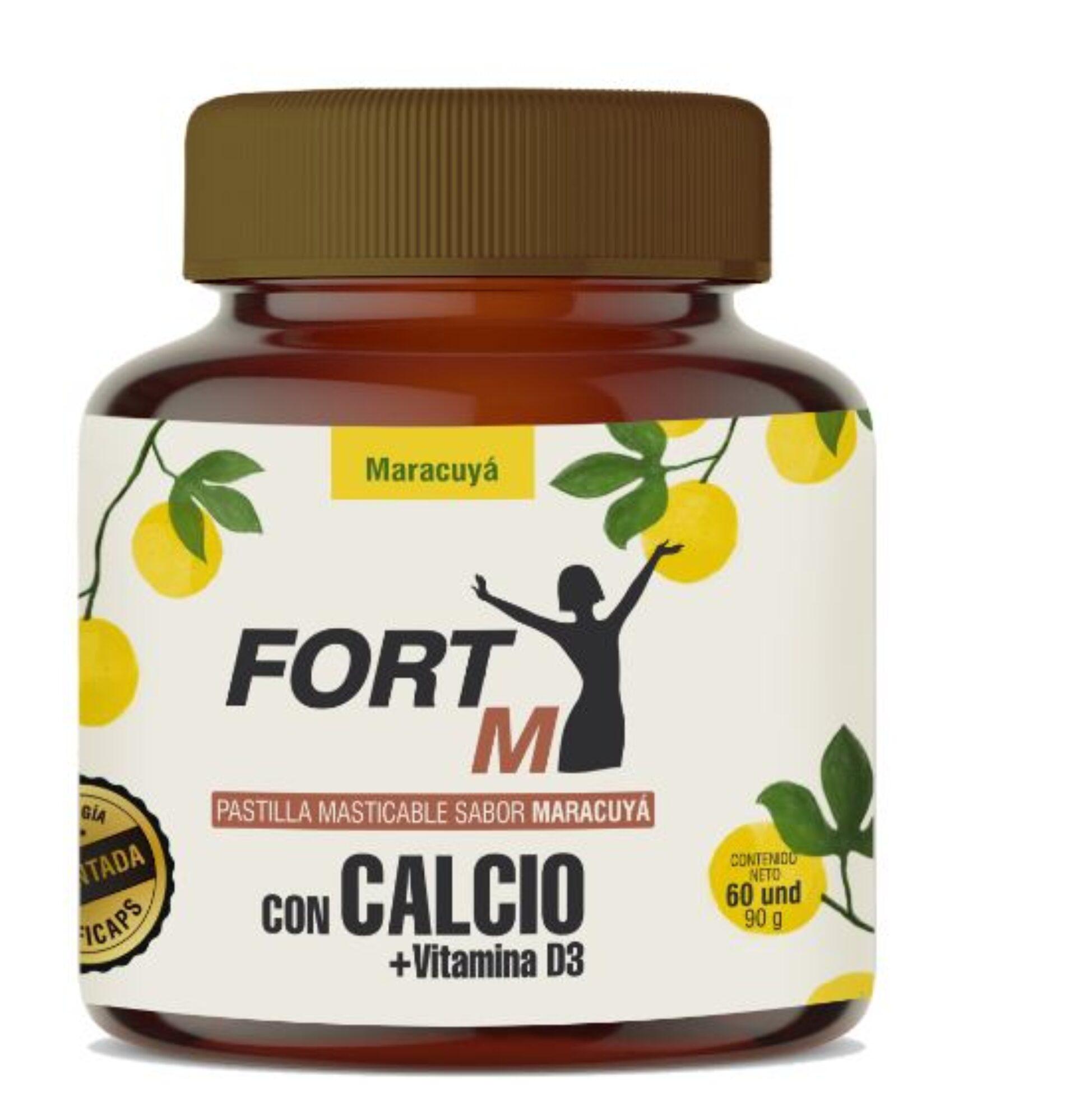 Estudio clínico comprueba la tolerabilidad de la microencapsulación de calcio