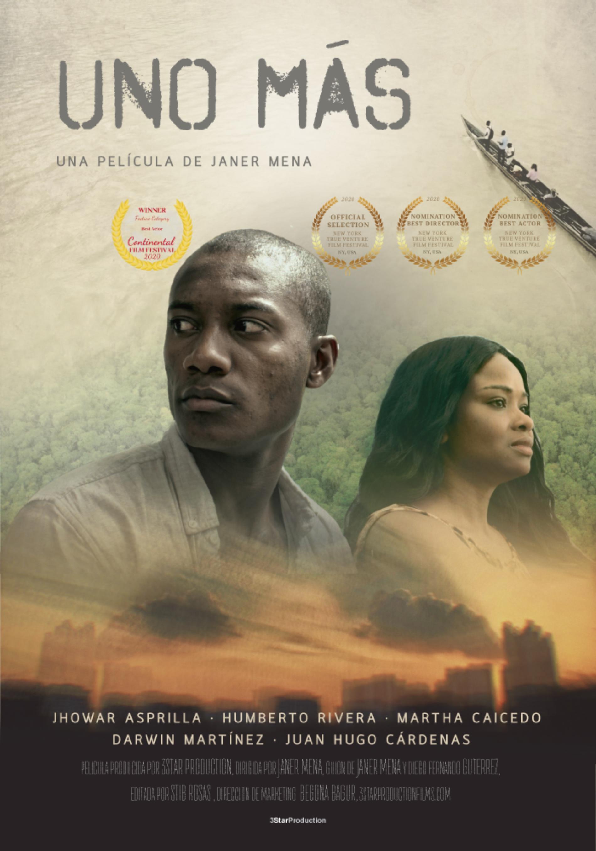 El colombiano Janer Mena, nominado como Mejor Director en Nueva York