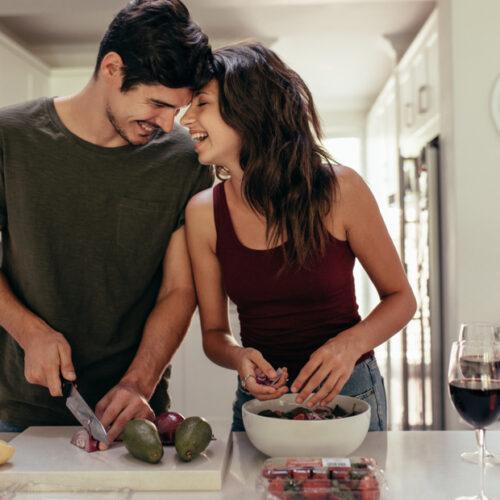 Cómo fortalecer su vida en pareja con una alimentación balanceada