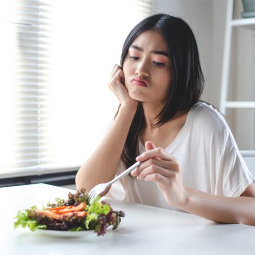 Cómo vencer el aburrimiento con la dieta