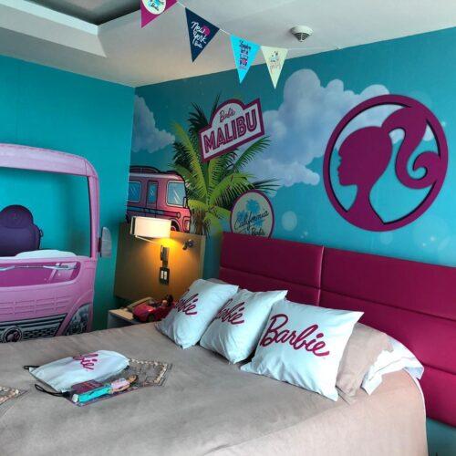'La habitación Barbie' regresa a Cartagena con experiencias de bienestar