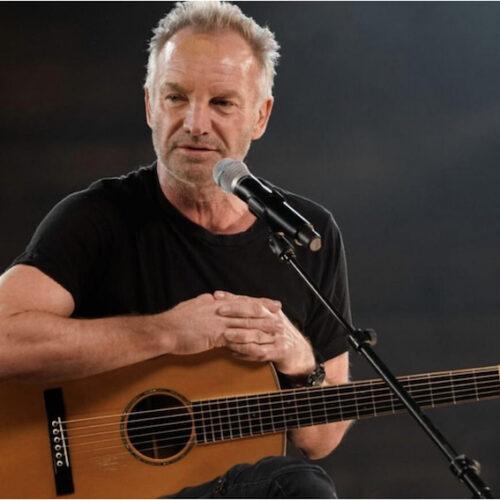 """Sting muestra """"El cerebro musical"""" por la pantalla de Film&Arts"""