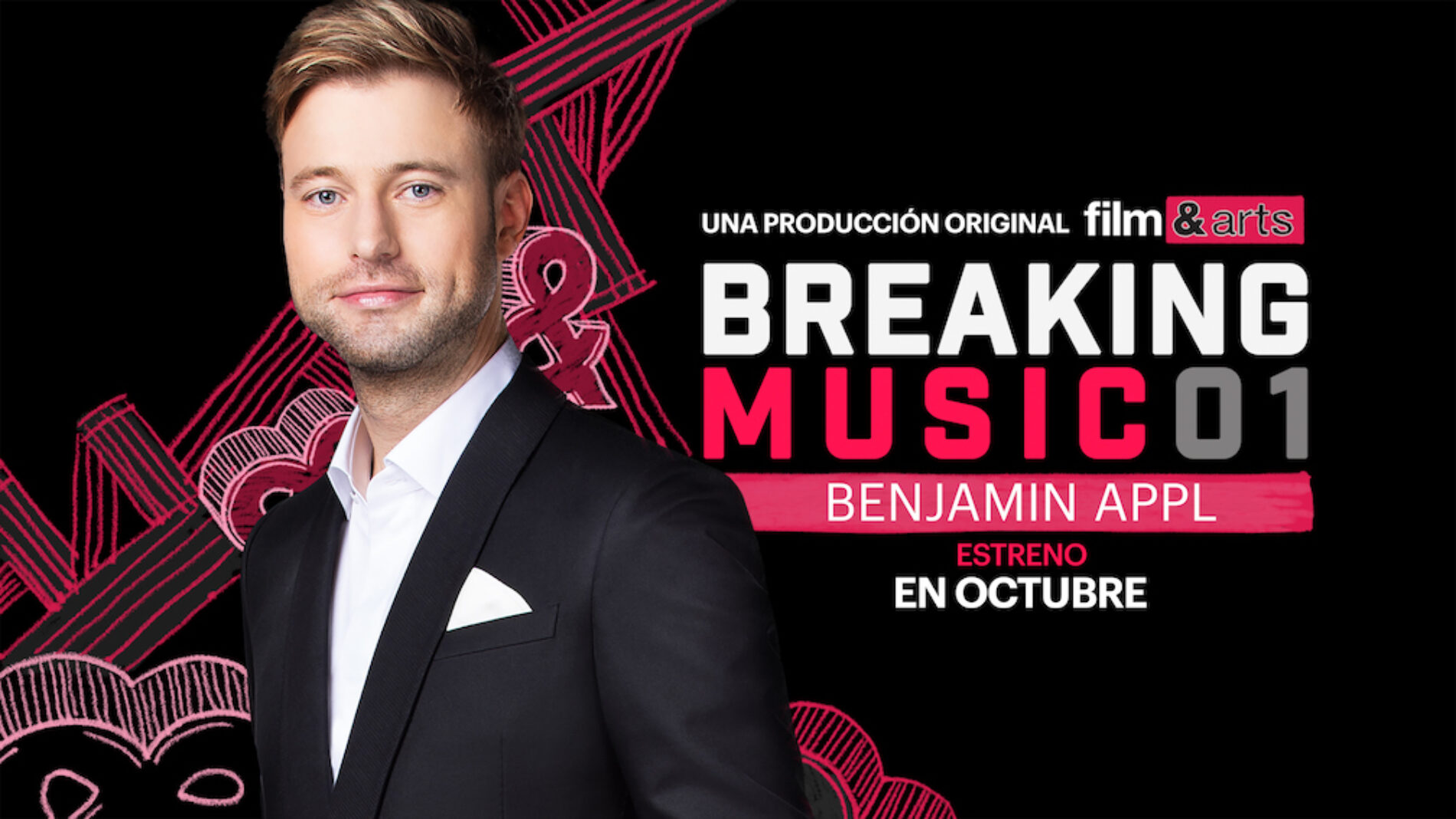 Benjamin Appl en Breaking Music