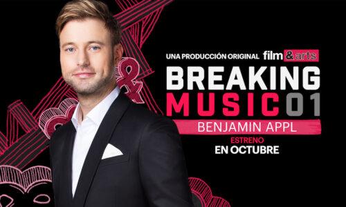Benjamin Appl en Breaking Music