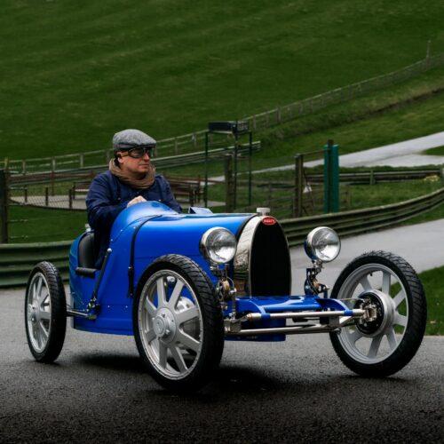 Bugatti Baby II obtiene elsello de aprobacióndel Bugatti Owners 'Club
