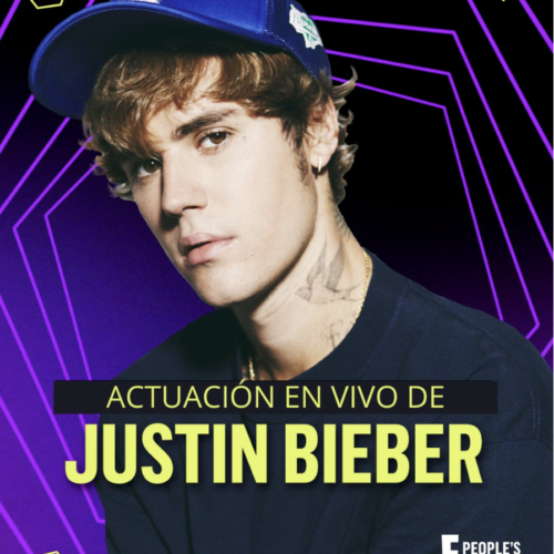 Confirmado Justin Bieber en los E! People Choice Awards