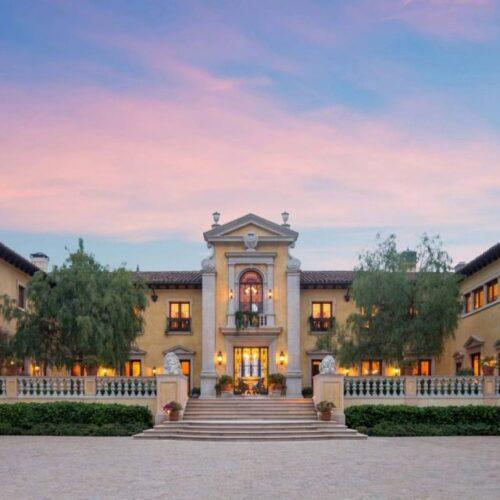 La casa más cara de Estados Unidos va a subasta