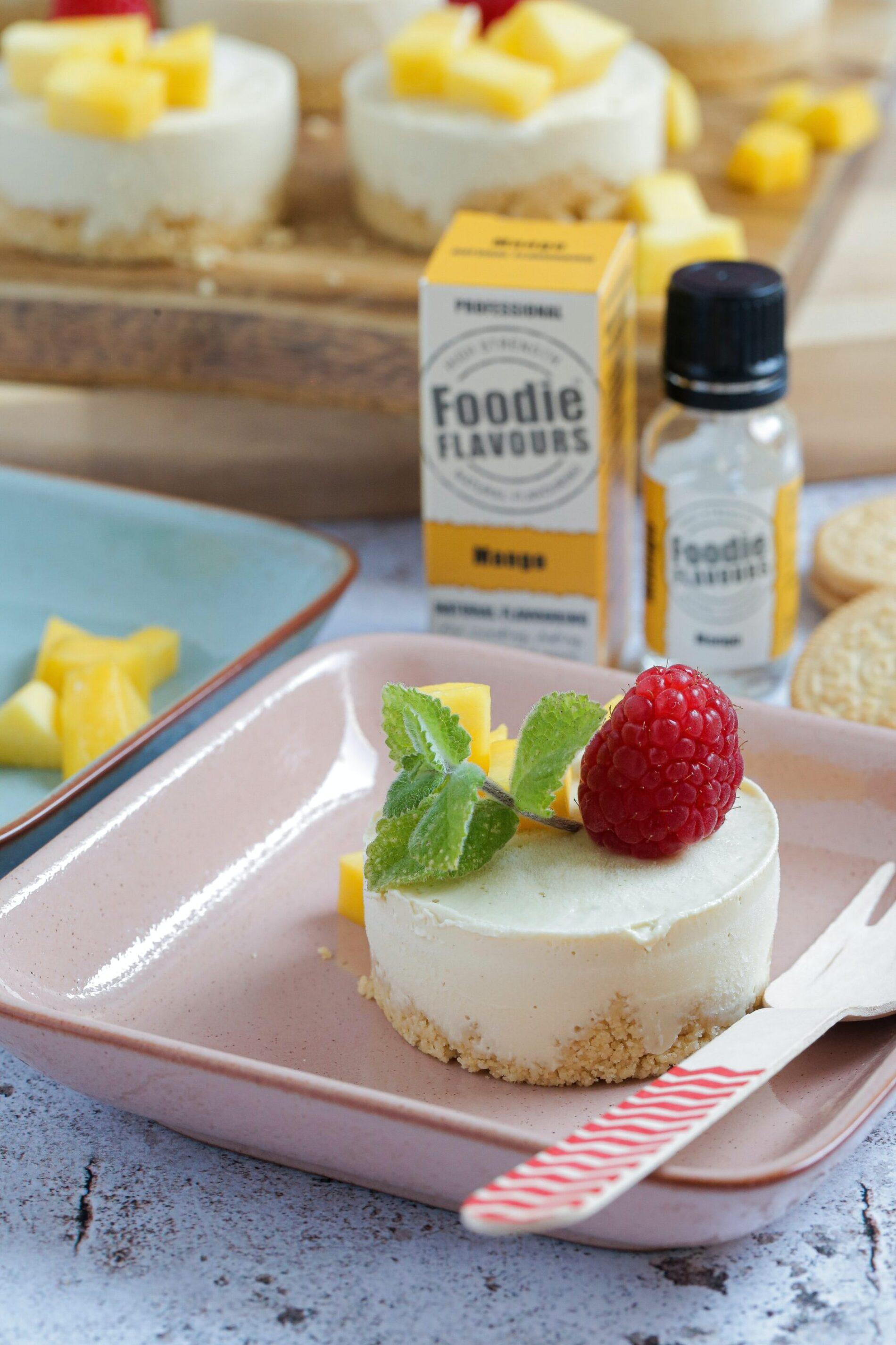 Postres saludables con yogurt y whey protein para disfrutar en Navidad